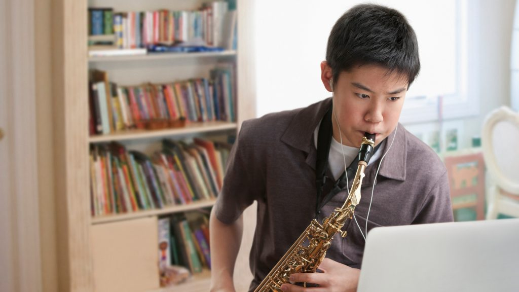 Saxophone lessons in Melbourne